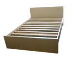 Ecco laminate Double Bed