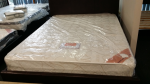 Luna 200 pocket spring double mattress