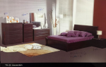 TR-20 Amsterdam Double Bed